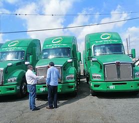 A/C para camiónes - refacciones