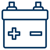 A/C para camiónes - Baterias