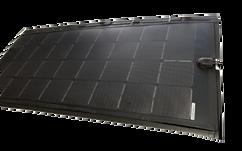 Panel solar - tractocamión - Invernalia