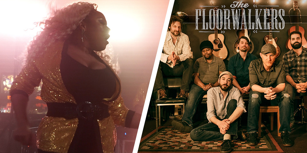 Mojoflo & The Floorwalkers - Columbus, OH (Drive-In Show)
