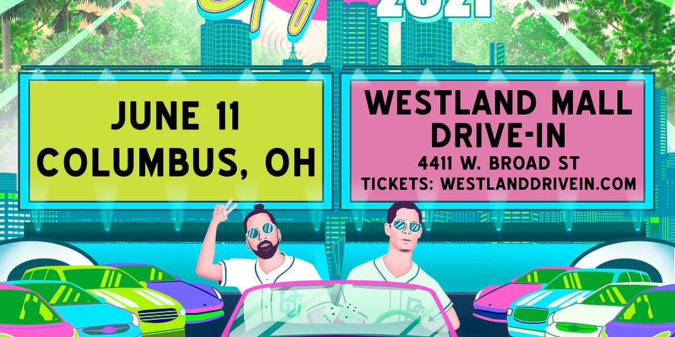 Big Gigantic - Columbus, OH (Drive-In Show)