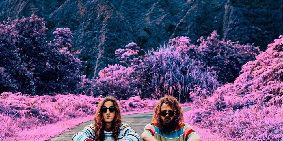 Hippie Sabotage - Columbus, OH (Drive-In Show)
