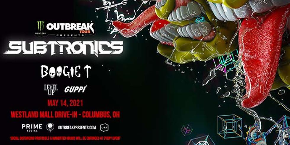 Subtronics - Columbus, OH (Drive-In Show)