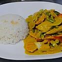 Curry Prawn 🌶️