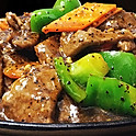 31.Black Pepper Steak