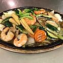 33.Garlic Seafood