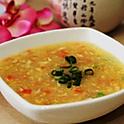 9. Sup Jagung (Chicken Corn Soup)