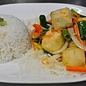Salt & Pepper Silken Tofu