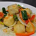 45.Salt & Pepper Silken Tofu