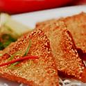 1.Sesame Prawn Toast (4)