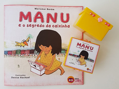 Manu e o segredo da caixinha
