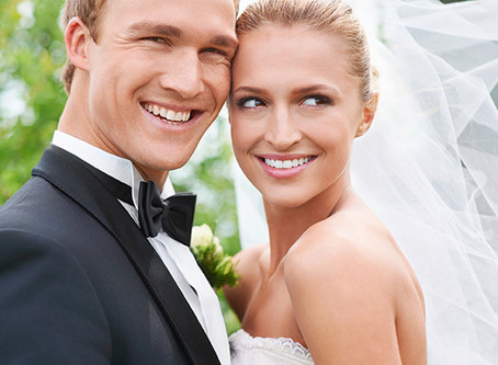 Top Three Benefits Of Professional Teeth            Whitening For Your Engagement And Wedding