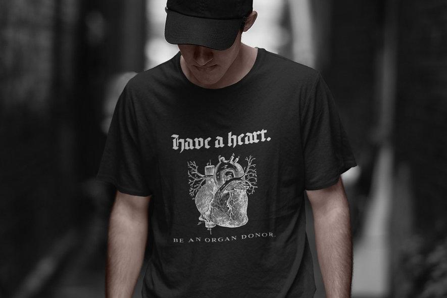 """Have a heart"" Unisex T-Shirt"