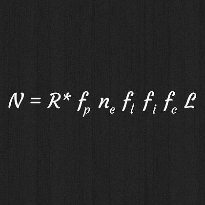 Drake Equation Unisex T-Shirt