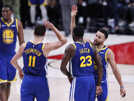 Top 5 Trades Golden State should pursue with their #2 pick
