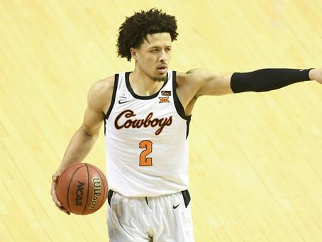 2021 NBA Mock Draft 1.0
