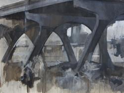 Ninth Street Bridge from Manchester