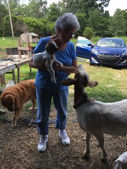 Ellie with Grandma(Sandra)