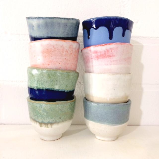 PIECE OF CLAY espresso cups staple