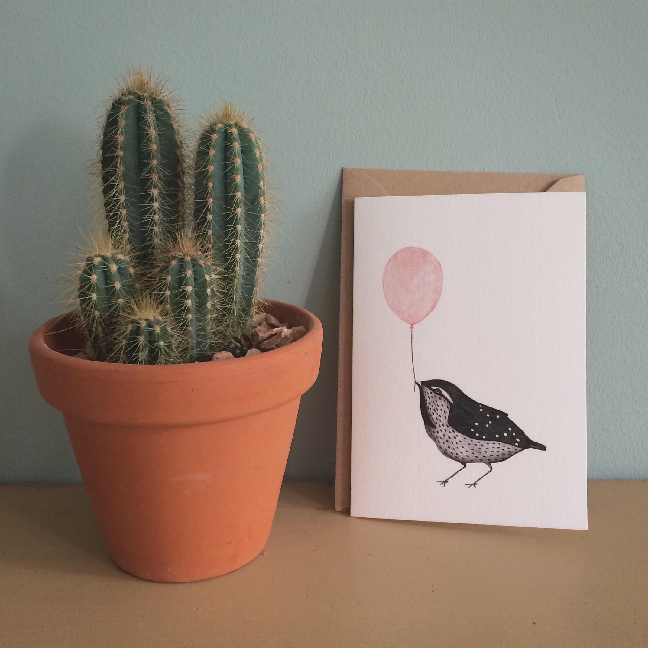 VALESCA VAN WAVEREN_vogeltjeskaart