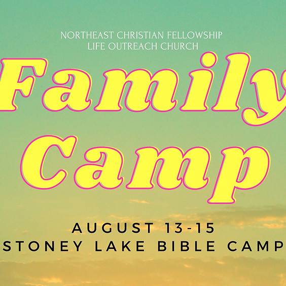2021 FAMILY CAMP- DAILY RATES