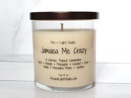 Jamaica Me Crazy Jar Candle