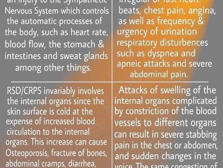 What is RSD/CRPS