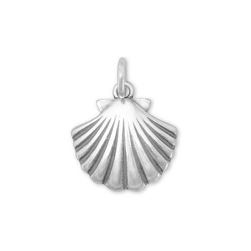 Clam Shell Charm