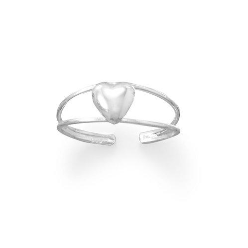 Sweet Heart Toe Ring