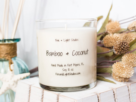 Say Hello to Bamboo & Coconut