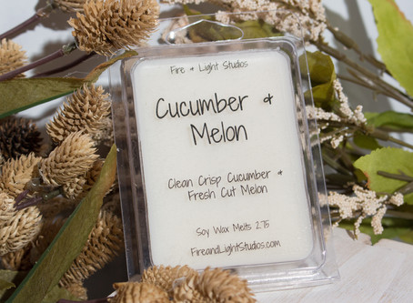 Welcome Cucumber Melon to our lineup!