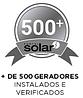 Portal Solar Enersol 500+