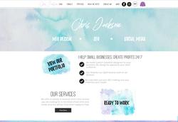 Chris Jackson Website
