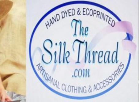 Slow Fashion-Creating Artisanal Designs with Silk