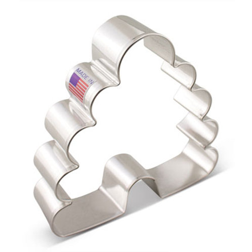 Bee Hive Cookie Cutter 4""