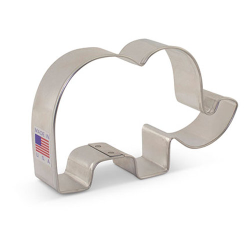 Cute Elephant cookie Cutter 2 1/2 x 4 1/8