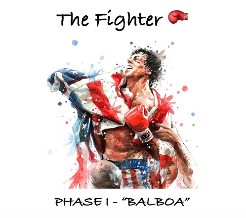 "The Fighter I - ""Balboa"""