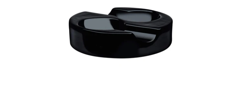 ALTRUIST CIGAR ASHTRAY BLACK