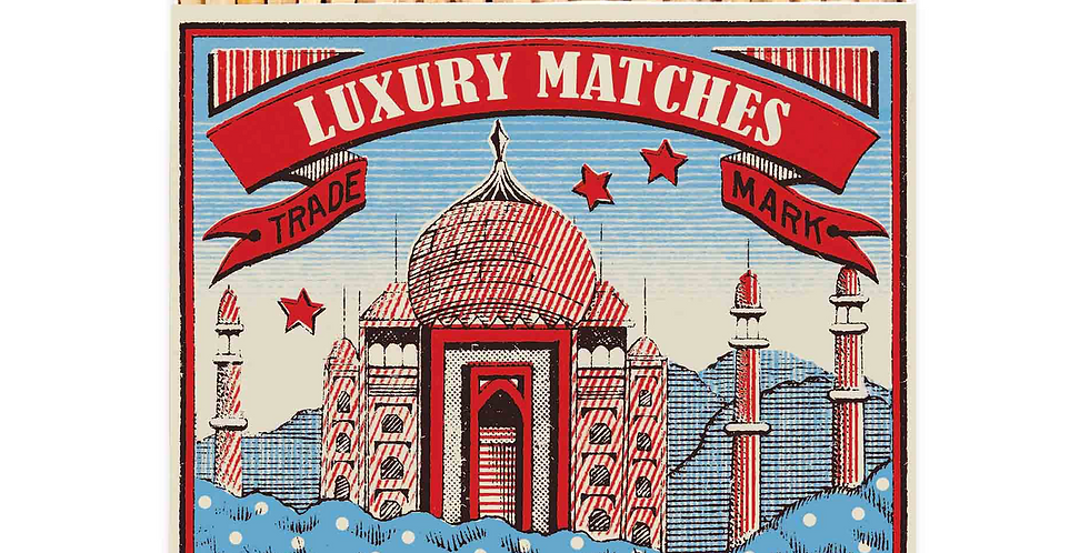 MADE IN THE STARS MATCHBOX