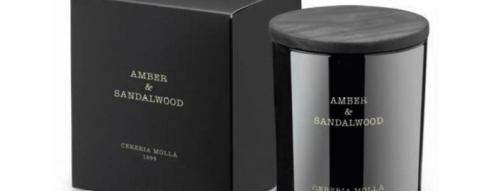 AMBER & SANDALWOOD