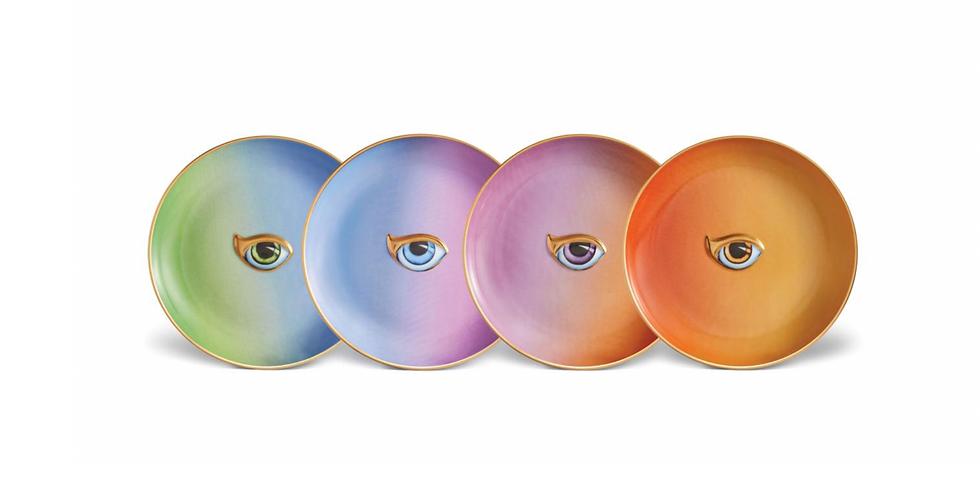 Lito Eye Canape Plate