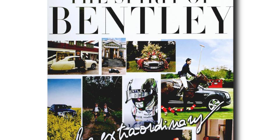 THE SPIRIT OF BENTLEY