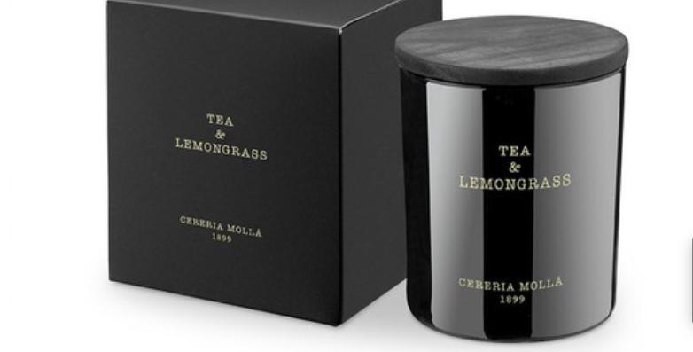 TEA & LEMONGRASS