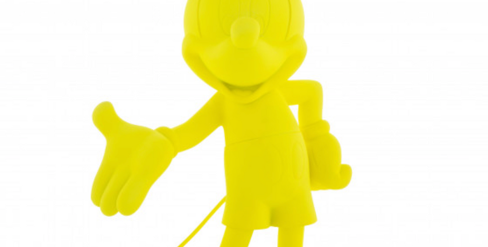 MICKEY WELCOME NEON YELLOW