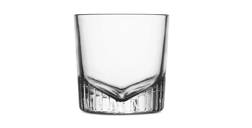 CALDERA SET OF 4 WHISKEY GLASSES