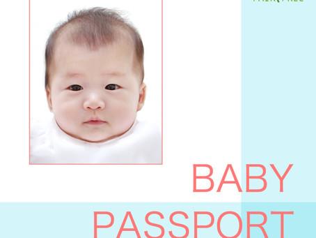 BABY パスポート