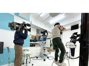 中京テレビ取材がありました。