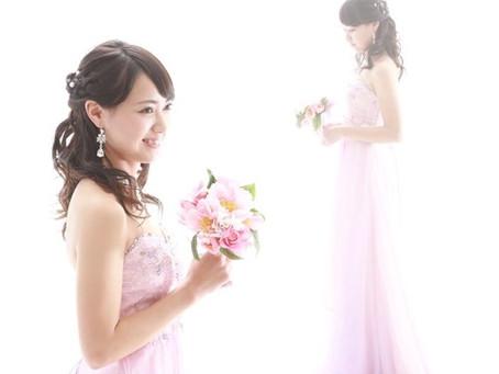 成人式はドレス&振袖…どちらも素敵!