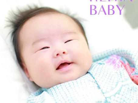 REIWA BABY!