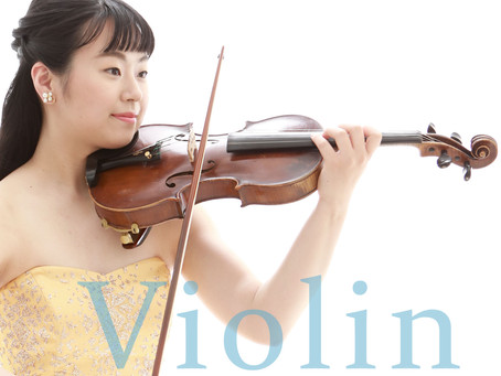 プロフィールフォト♪ヴァイオリン♪